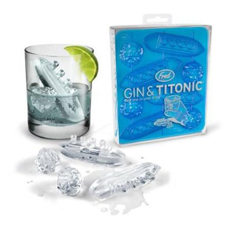 titanic Ice Cube Tray,shooters Ice Cube Tray,Invaders Ice Cube Tray
